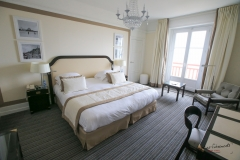 Chambre -  Hotel Barriere L Hermitage