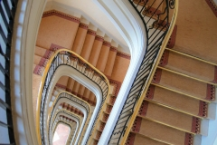Escalier -  Hotel Barriere L Hermitage