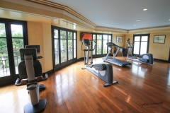 Salle de fitness -  Hotel Barriere L Hermitage