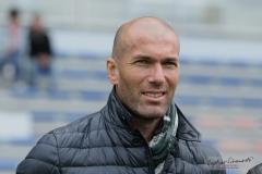 SOCCER : Zidane au FC Lorient - 10/05/2013
